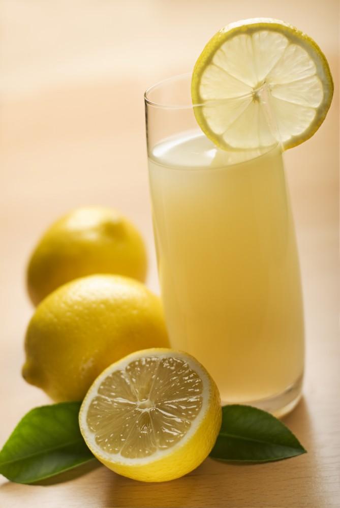 Anti-Inflammatory Lemonade