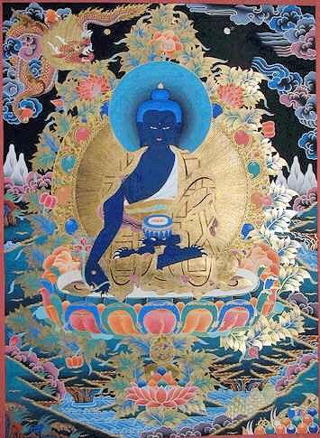 Akshobhya Buddha   bluebutterfliesandme