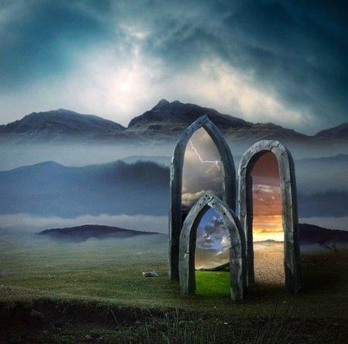 Paranorml - The Portal