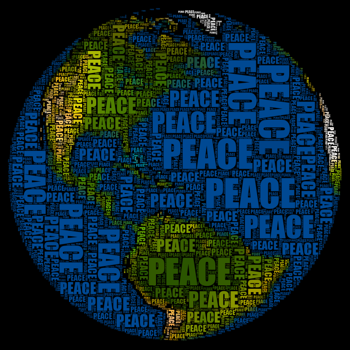 World Peace | bluebutterfliesandme