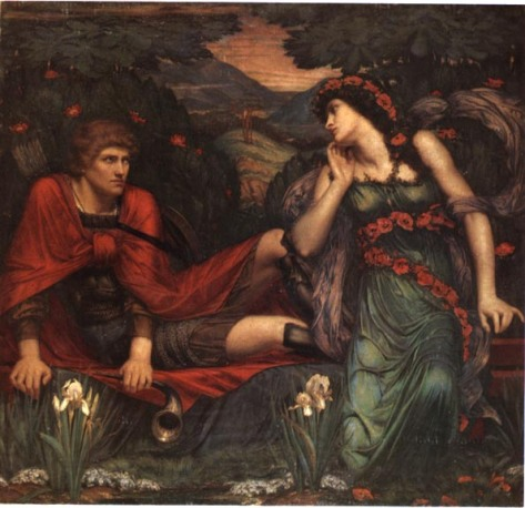 Venus and Mars by Sidney Harold Meteyard