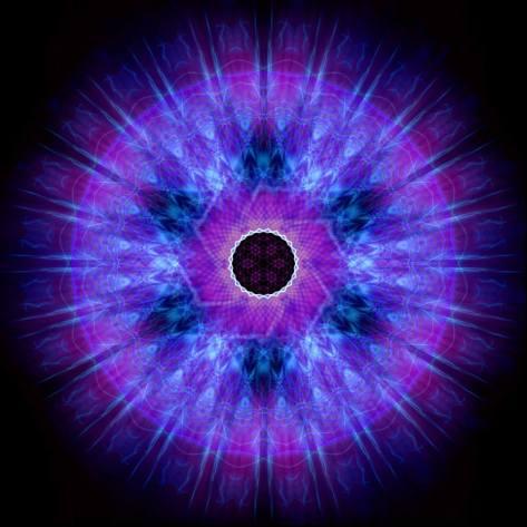 Visual Alchemy Blue