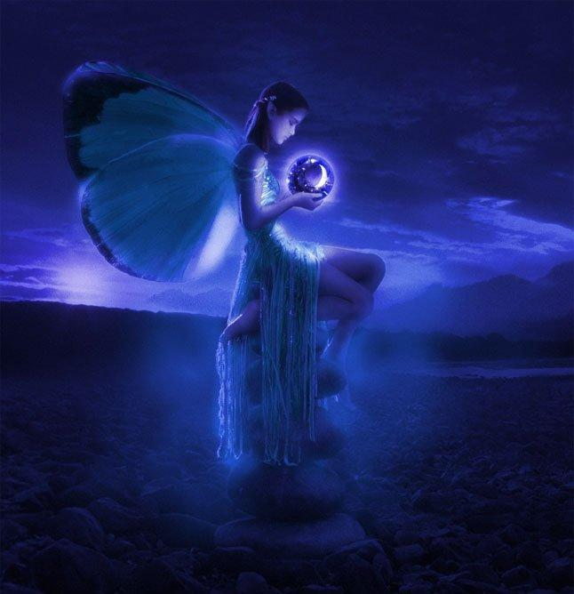 magic bluebutterfliesandme