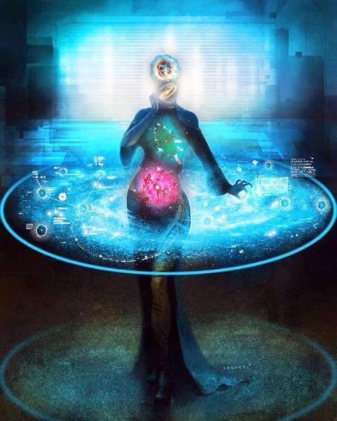 Universe Lady