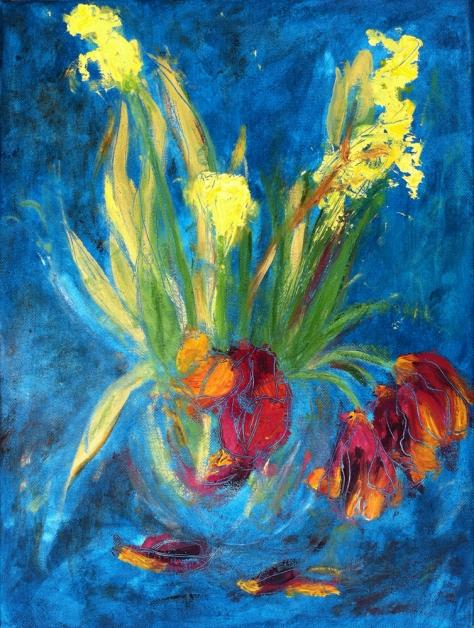 tulips&daffodills4-BrendaClews2012