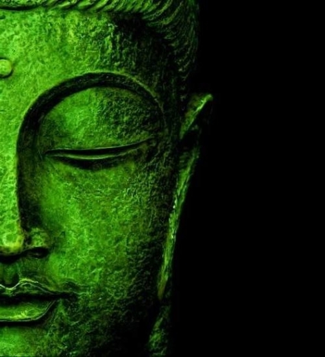 Buddha Green Lft