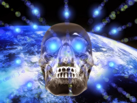 crystal skull-earth mankind's history