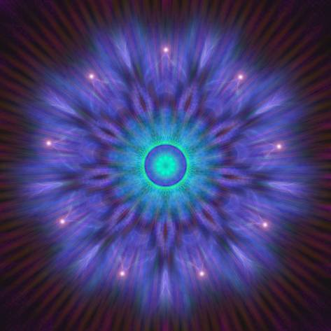 Aura burst Visual Alchemy