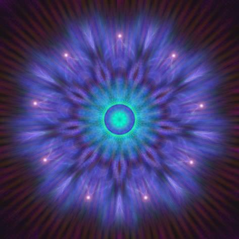 Aura burst Visual Alchemy