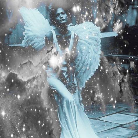 Cosmic Angel Right