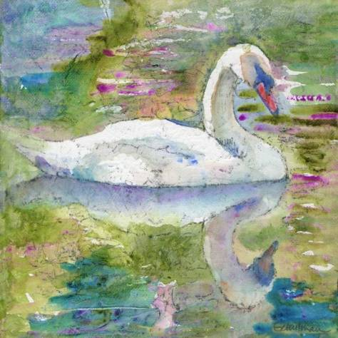Swan-Song-Watercolor-Painting-Art_art