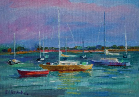 sailboatsinharbor