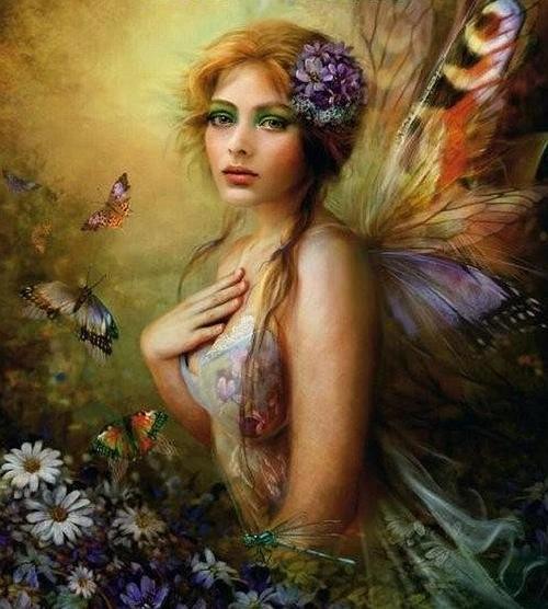Queen of All She Imagines   bluebutterfliesandme